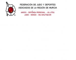 logo federacion murcia judo